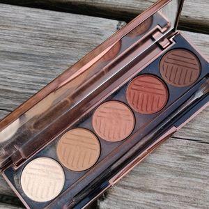 DOC baked browns palette